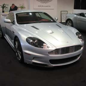 Aston Martin DBS V12 is listed (or ranked) 2 on the list All James Bond Cars