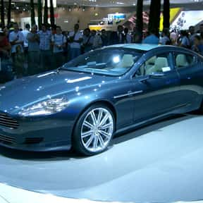 Aston Martin Rapide is listed (or ranked) 19 on the list Every Car Reviewed by Top Gear