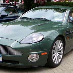 Aston Martin Vanquish is listed (or ranked) 8 on the list All James Bond Cars