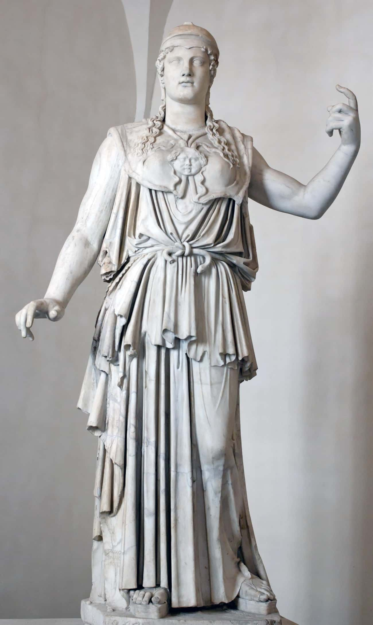 Athena is listed (or ranked) 1 on the list All The Greek Gods on Mount Olympus