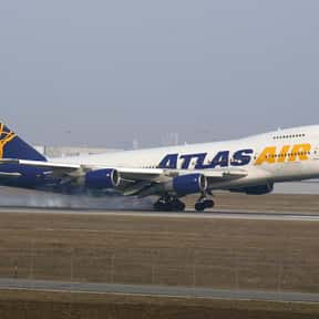 Atlas Air is listed (or ranked) 18 on the list Companies Headquartered in New York