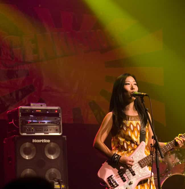 Atsuko Yamano is listed (or ranked) 1 on the list Famous Bassists from Japan
