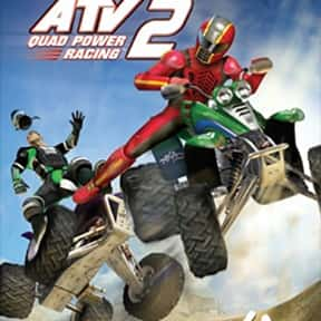 ATV Quad Power Racing 2 is listed (or ranked) 19 on the list List of Gamecube Games