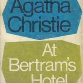 At Bertram's Hotel is listed (or ranked) 11 on the list The Best Miss Marple Books