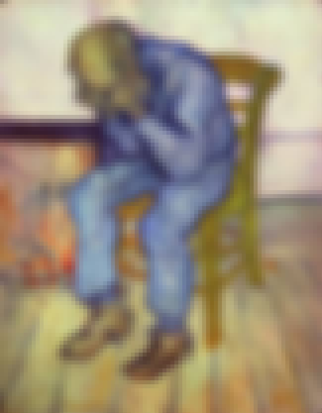 At Eternity's Gate is listed (or ranked) 2 on the list Famous Genre Paintings by Vincent Van Gogh