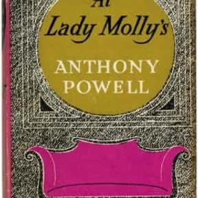 At Lady Molly's is listed (or ranked) 22 on the list Famous Satire Books and Novels