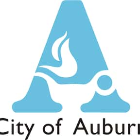 Auburn is listed (or ranked) 15 on the list US Cities With Skate Parks & Skate Spots