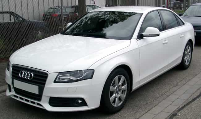 Audi A4 is listed (or ranked) 2 on the list Full List of Audi Models