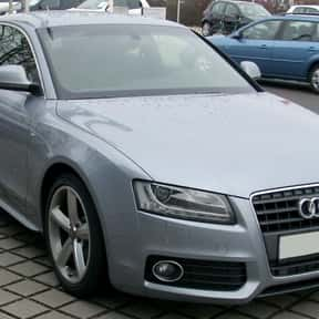 Audi A5 is listed (or ranked) 16 on the list The Best Car Values
