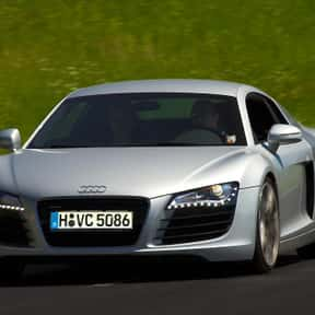 Audi R8 is listed (or ranked) 14 on the list The Best Car Values