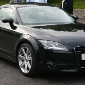 Audi TT is listed (or ranked) 18 on the list The Greenest Green Cars