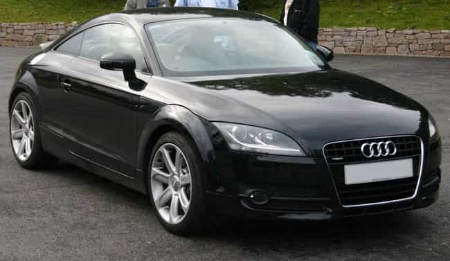 Audi TT is listed (or ranked) 3 on the list Full List of Audi Models