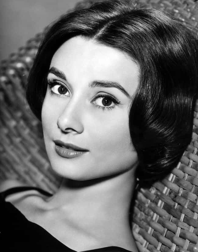 Audrey Hepburn is listed (or ranked) 63 on the list The Most Captivating Celebrity Eyes (Women)