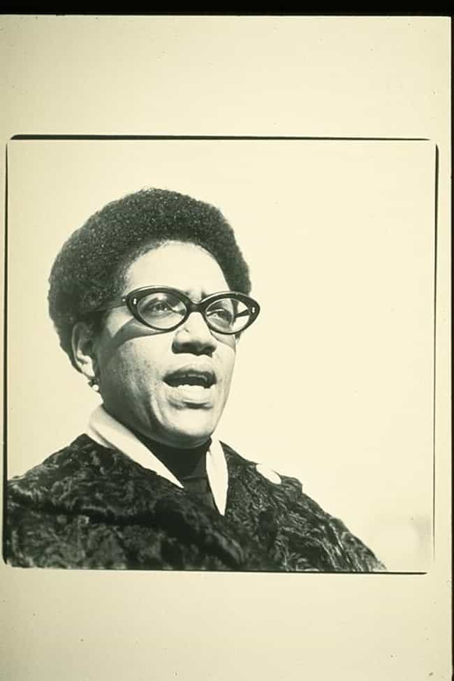 Audre Lorde is listed (or ranked) 3 on the list Famous Female Librarians