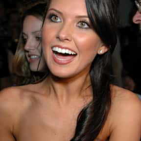 Audrina Patridge is listed (or ranked) 22 on the list List of Famous TV Personalities