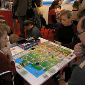 Auf Achse is listed (or ranked) 25 on the list List of Board Games