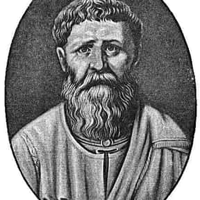 Augustine of Hippo is listed (or ranked) 3 on the list Famous Writers from Algeria