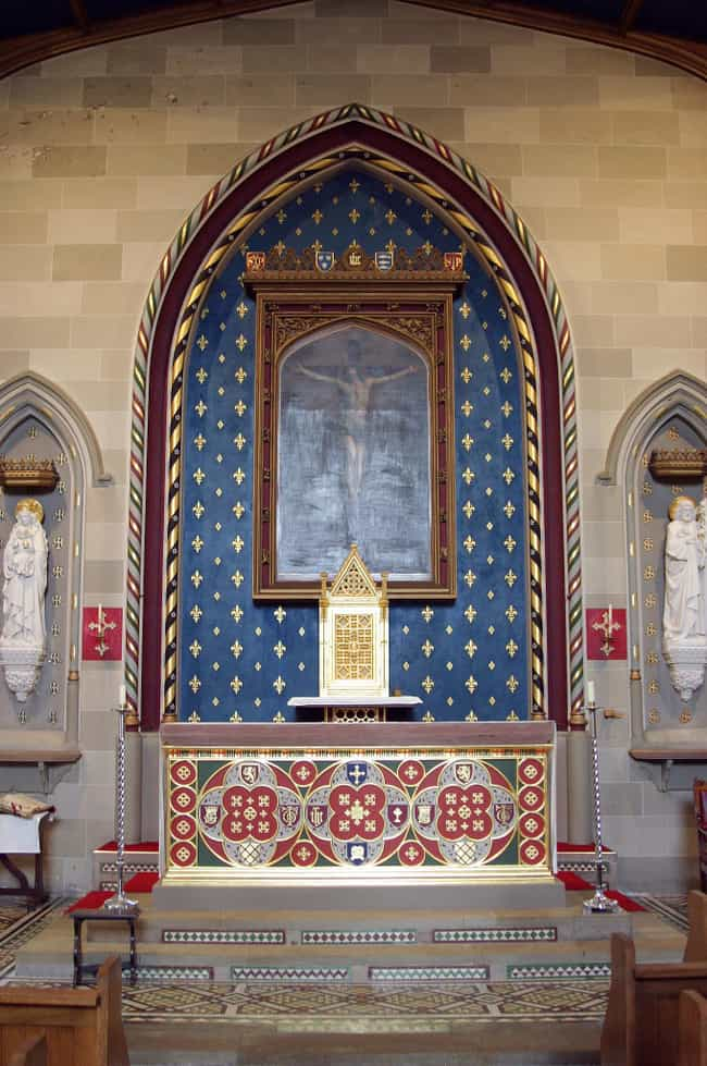 Augustus Welby Northmore Pugin is listed (or ranked) 2 on the list Famous Designers from England