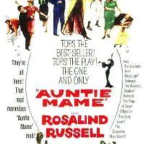 Auntie Mame is listed (or ranked) 25 on the list The Best Comedy Movies of the 1950s