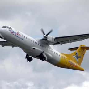 Aurigny Air Services is listed (or ranked) 12 on the list Companies Founded in 1968