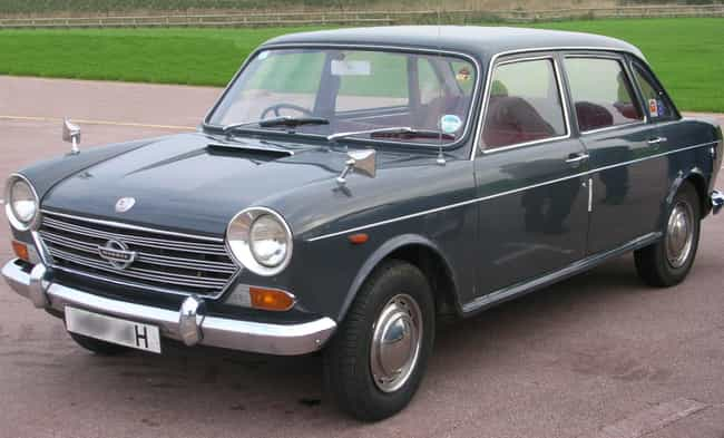 Austin 1800 is listed (or ranked) 3 on the list Full List of Morris Models