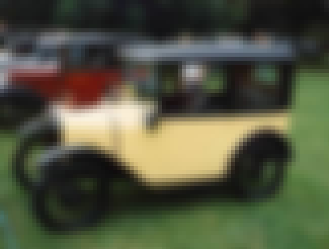 Austin 7 is listed (or ranked) 3 on the list Full List of Austin Models
