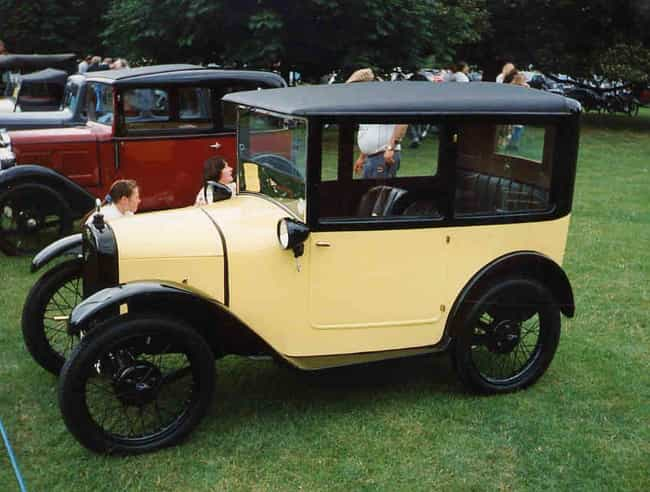 Austin 7 is listed (or ranked) 1 on the list Full List of Austin Motor Company Models