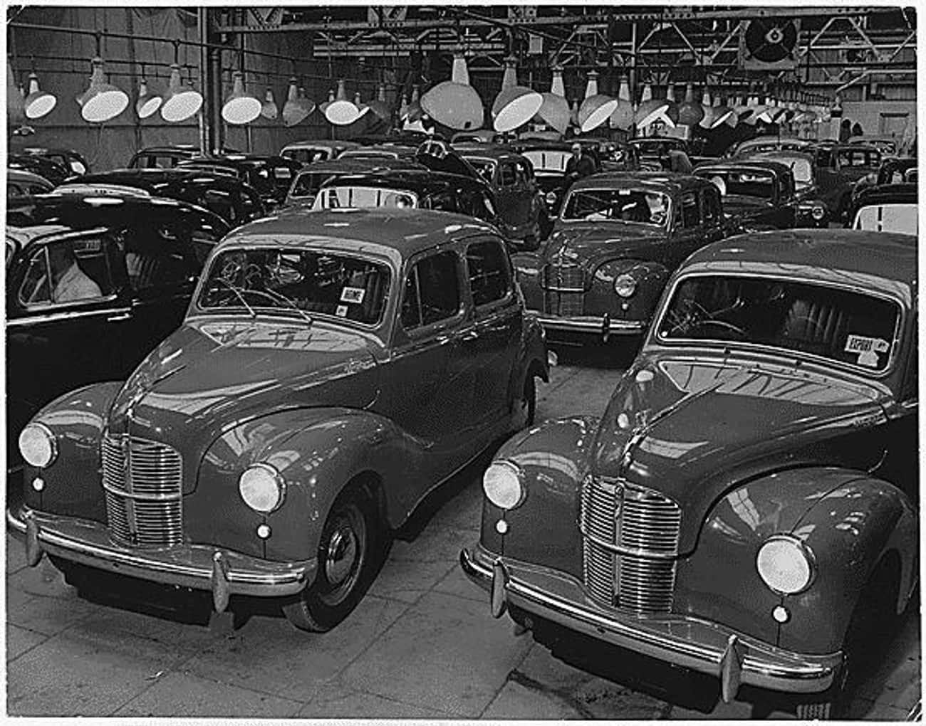 Austin A40 Devon is listed (or ranked) 2 on the list Full List of Austin Motor Company Models