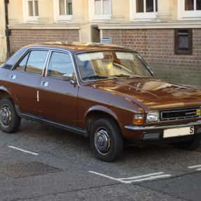 Austin Allegro is listed (or ranked) 12 on the list The Worst Cars Ever Made