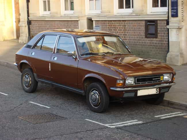 Austin Allegro is listed (or ranked) 1 on the list Full List of Austin Models