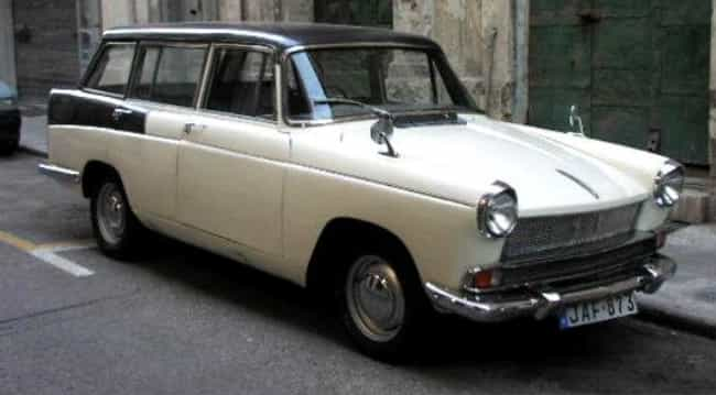 Austin Cambridge is listed (or ranked) 4 on the list Full List of Austin Motor Company Models
