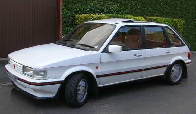 Austin Maestro is listed (or ranked) 4 on the list Full List of Austin Models