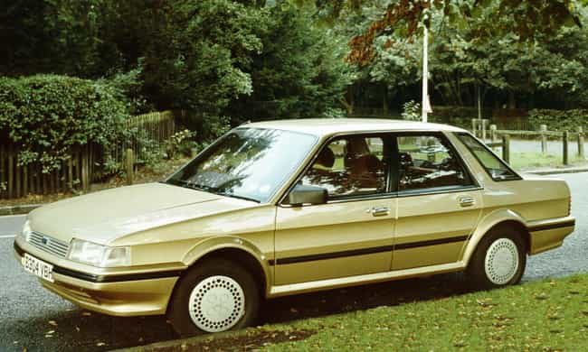 Austin Montego is listed (or ranked) 2 on the list Full List of Austin Models