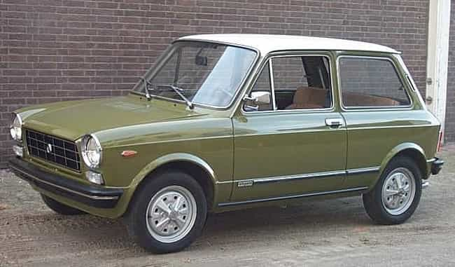 Autobianchi A112 is listed (or ranked) 1 on the list Full List of Autobianchi Models