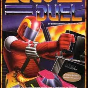 Autoduel is listed (or ranked) 22 on the list List of All Role-playing Games