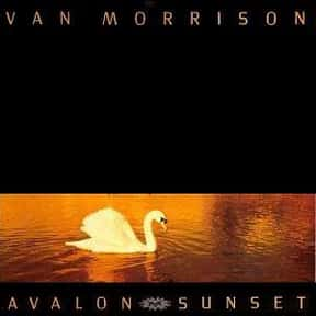 Avalon Sunset is listed (or ranked) 14 on the list The Best Van Morrison Albums of All Time