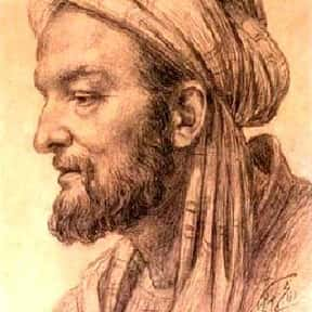Avicenna is listed (or ranked) 11 on the list List of Famous Physicists