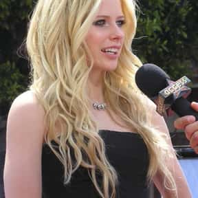 Avril Lavigne is listed (or ranked) 2 on the list List of Famous Musicians