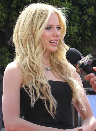 Avril Lavigne is listed (or ranked) 5 on the list Famous Female Singers