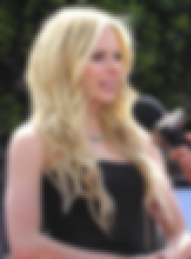 Avril Lavigne is listed (or ranked) 1 on the list Famous People Born in 1984