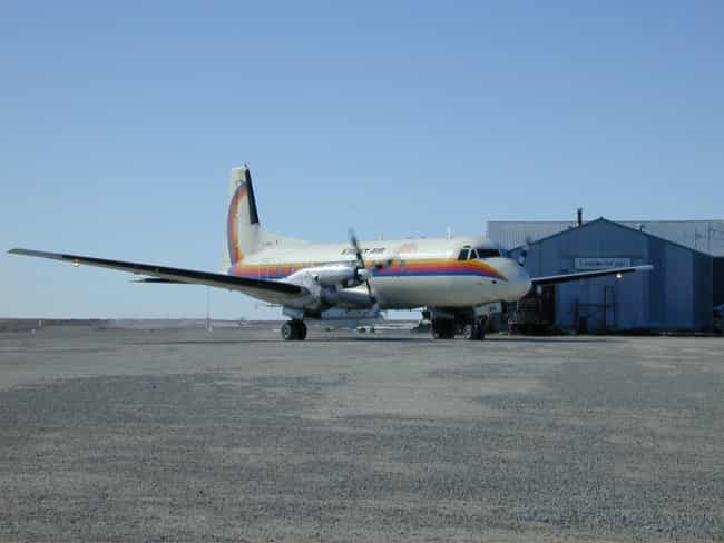 Hawker Siddeley HS 748 is listed (or ranked) 1 on the list Hawker-Siddeley Airplanes and Aircrafts