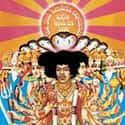 Axis: Bold as Love is listed (or ranked) 3 on the list The Best Jimi Hendrix Albums of All Time