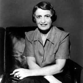 Ayn Rand is listed (or ranked) 7 on the list A List Of Playboy Interviews Of The '60s