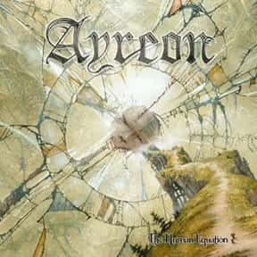 Ayreon is listed (or ranked) 5 on the list The Best Progressive Metal Bands