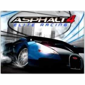 Asphalt 4: Elite Racing