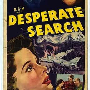 Desperate Search is listed (or ranked) 11 on the list The Best Howard Keel Movies