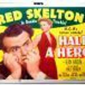 Half a Hero is listed (or ranked) 19 on the list The Best Red Skelton Movies