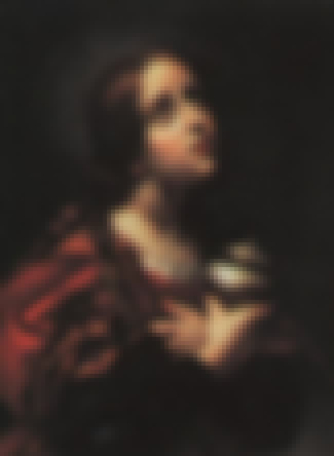 Mary Magdalen is listed (or ranked) 3 on the list Famous Mary Magdalene Art