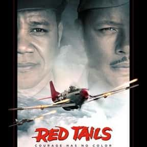 Red Tails is listed (or ranked) 20 on the list The Greatest African American Biopics