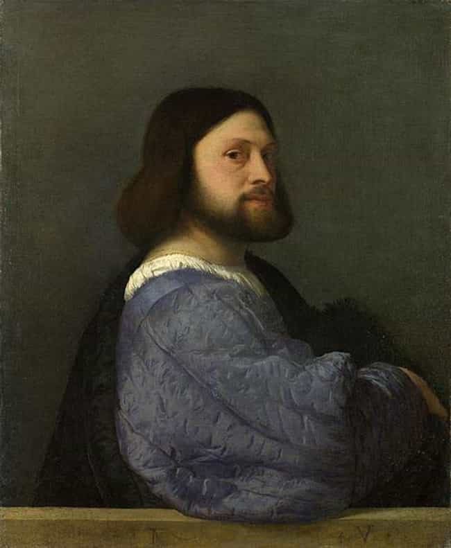Portrait of a Man is listed (or ranked) 2 on the list List of Famous Self-portrait Paintings